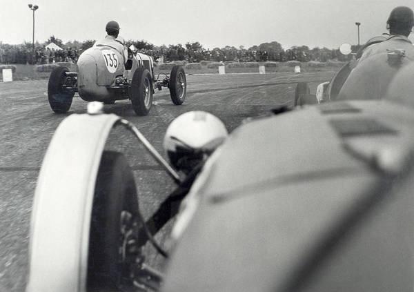 Motor Sport Photograph - Sport. Motor Racing. Boreham Wood by Popperfoto