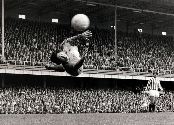 Photograph - Sportfootball. Circa 1966. Leicester by Popperfoto