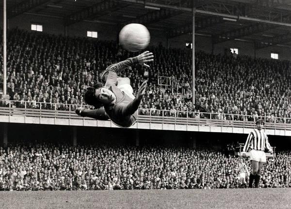 Photograph - Sportfootball. Circa 1966. Leicester by Popperfoto