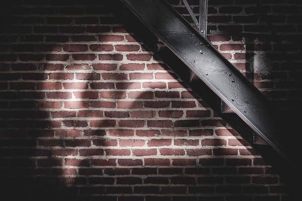 Wall Art - Photograph - Spotlight Stairs by Jim Love