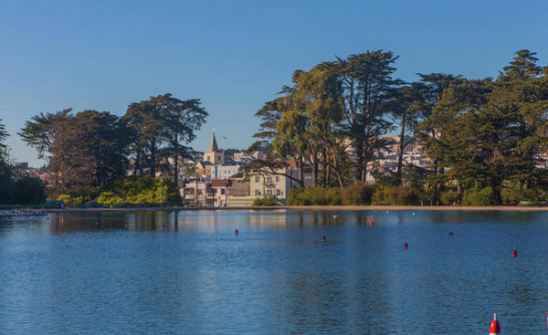Wall Art - Photograph - Sprecklers Lake Is One Of The Things To See In Golden Gate Park by Kim Vermaat
