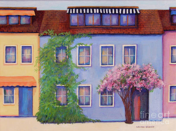 Wall Art - Painting - Spring Flowers by Sharon Nelson-Bianco