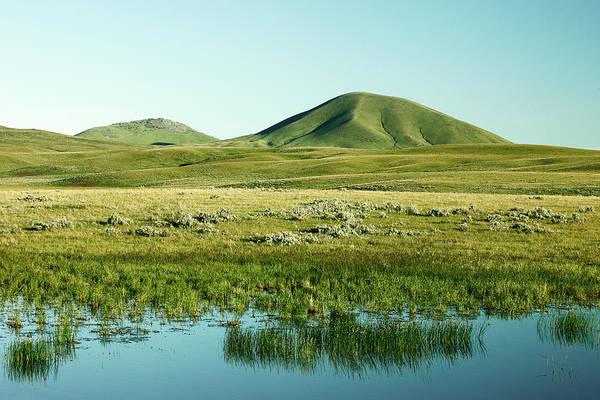 Photograph - Spring Green Hills by Todd Klassy