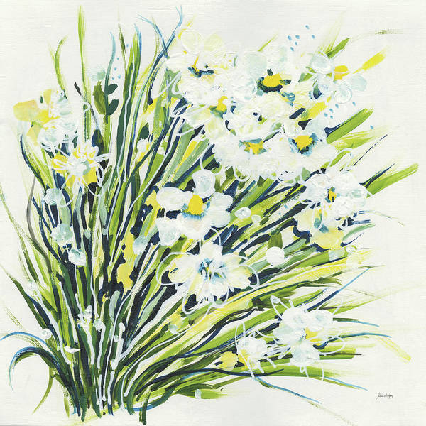 Wall Art - Painting - Spring by Jan Griggs
