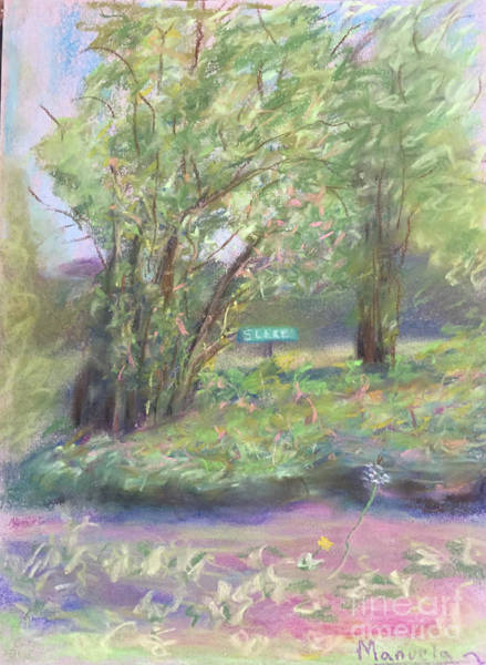Wall Art - Pastel - Spring by Manuela Woolsey
