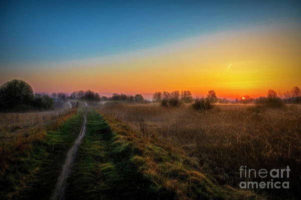 Wall Art - Photograph - Spring Morning At 5.51 by Veikko Suikkanen