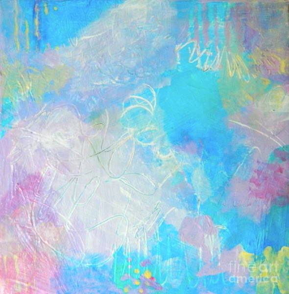 Wall Art - Painting - Spring Musings by Kate Marion Lapierre