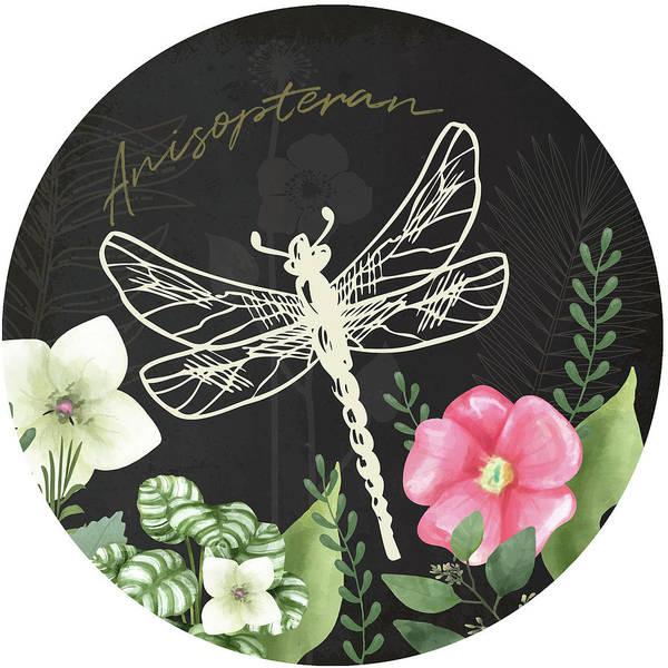 Wall Art - Digital Art - Spring Plate II by Nd Art