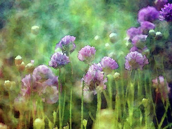 Photograph - Spring Puffs 6338 Idp_2 by Steven Ward