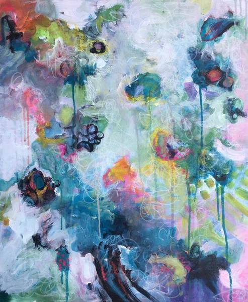 Painting - Spring Shine by Laurie Maves ART