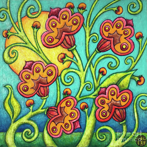 Painting - Spring Tapestry by Amy E Fraser