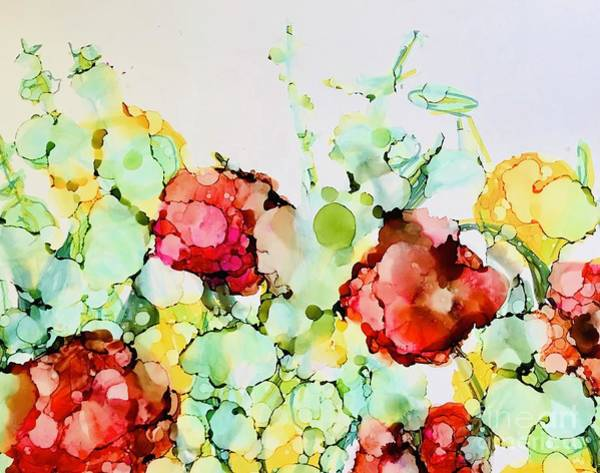 Painting - Spring To Summer by Holly Suzanne