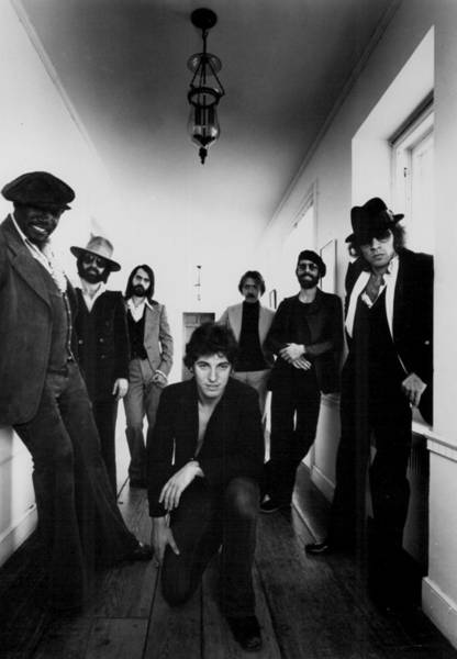 Painting - Springsteen And The E Street Band, 1977 by Celestial Images