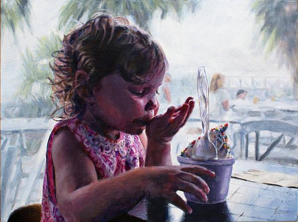 Painting - Sprinkles by Christopher Reid