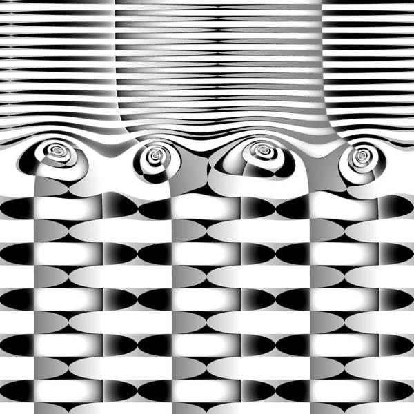 Digital Art - Spumonical by Andrew Kotlinski