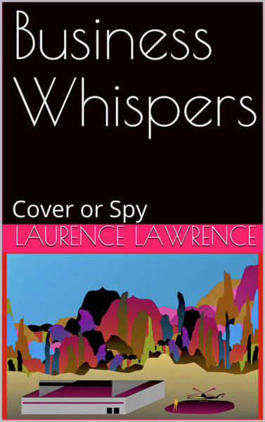Gay Mixed Media - Spy 05 by Laurence Lawrence