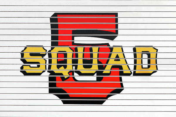Wall Art - Photograph - Squad 5 by Todd Klassy