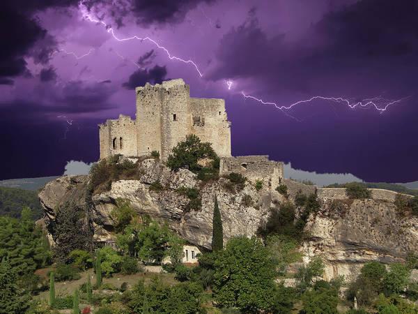 Photograph - Square Towers Of The Citadel by Steve Estvanik