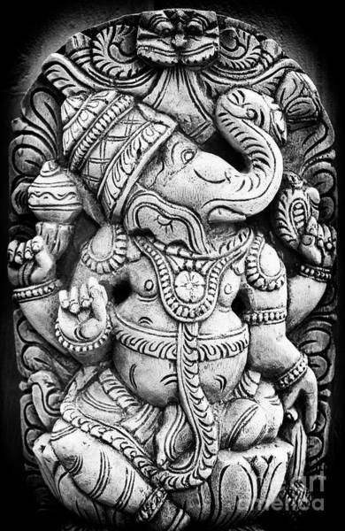 Wall Art - Photograph - Sri Ganesha Jai by Tim Gainey