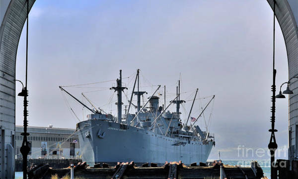 Wall Art - Photograph - S S Jeremiah O' Brien by Diann Fisher