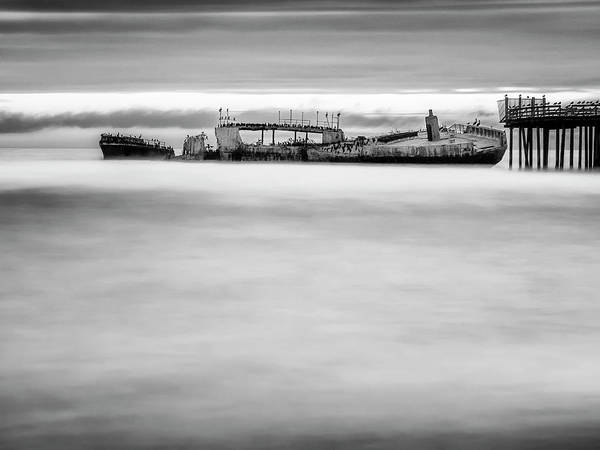 Wall Art - Photograph - S.s. Palo Alto by Steve Spiliotopoulos