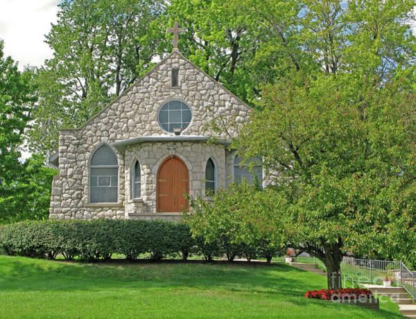 Photograph - St. Anne Chapel  by Ann Horn