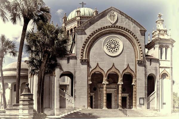 Photograph - St. Augustine's Flagler Memorial Presbyterian Church by Kay Brewer