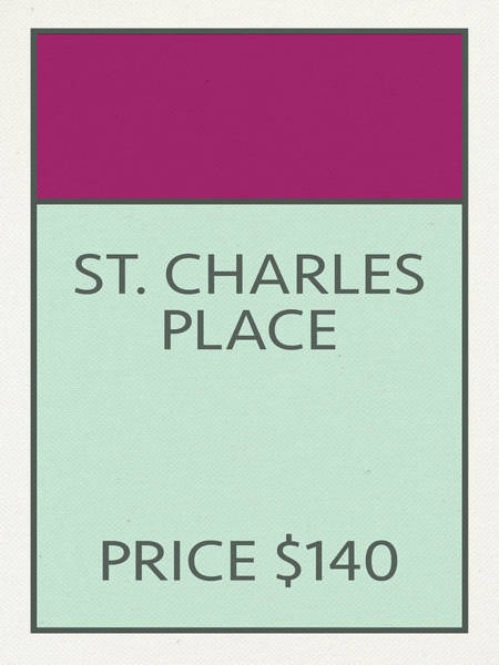 Wall Art - Mixed Media - St Charles Custom Size by Design Turnpike