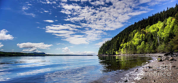 Photograph - St Croix River Pano by Alana Ranney