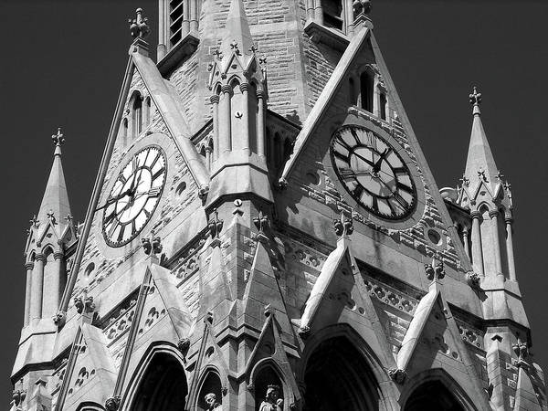 Photograph - St. Francis Xavier Church by Patrick Malon
