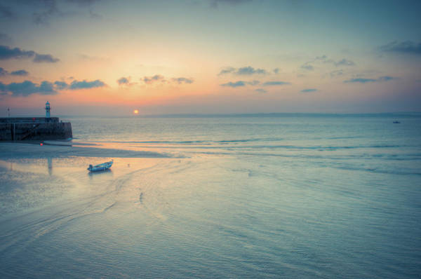St Ives Photograph - St. Ives Sunrise by James Farley