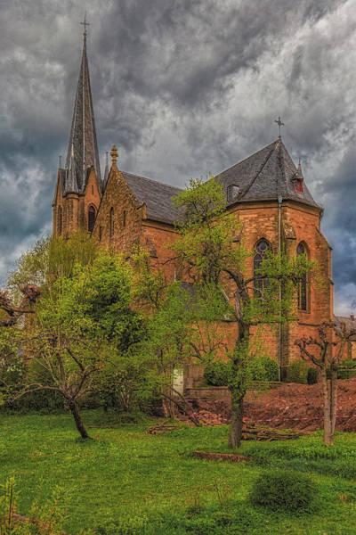 Photograph - St Jakobus Parish Church by Thomas Hall