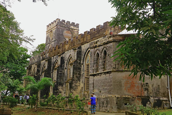 Photograph - St Johns Parish Church by Tony Murtagh