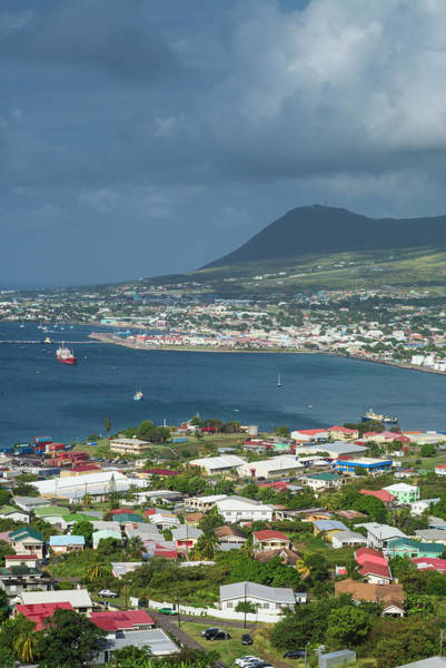 St Kitts Photograph - St Kitts And Nevis, St Kitts by Walter Bibikow