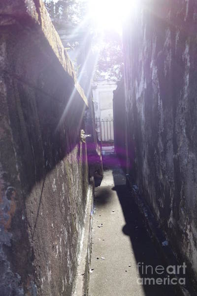 Photograph - St. Louis Cemetery No. 1  -  New Orleans by Susan Carella