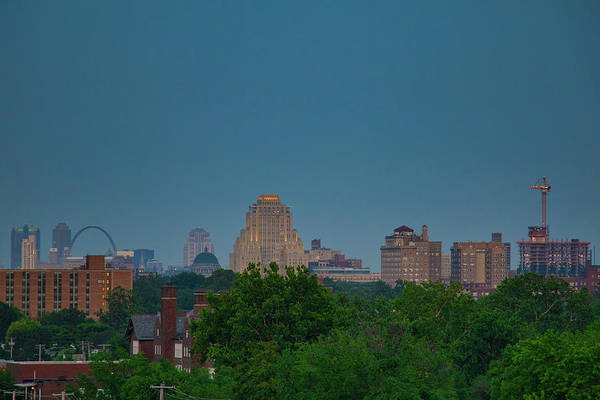 Photograph - St. Louis From The Loop by Allin Sorenson