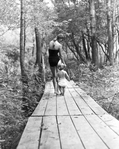 Parent Photograph - St Marys River by Richard Scott