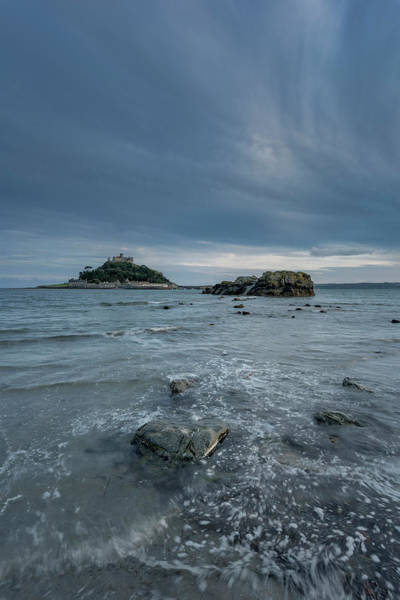 Photograph - St Michael's Mount - Marazion - Cornwall by Eddy Kinol
