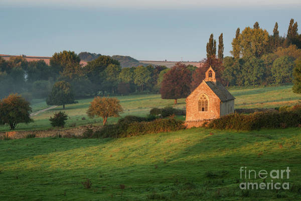 Wall Art - Photograph - St Oswald's Church In Autumn  by Tim Gainey
