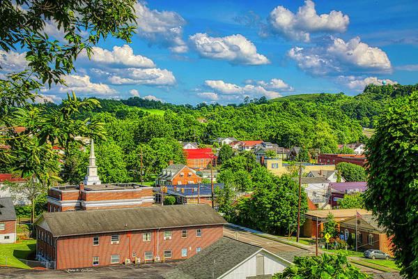 Photograph - St Paul Virginia Vista by Dale R Carlson