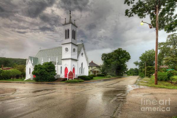 Wall Art - Photograph - St Paul's Episcopal Church  by Larry Braun