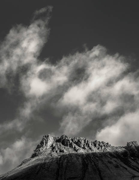 Wall Art - Photograph - Stac Pollaidh Ridge by Dave Bowman