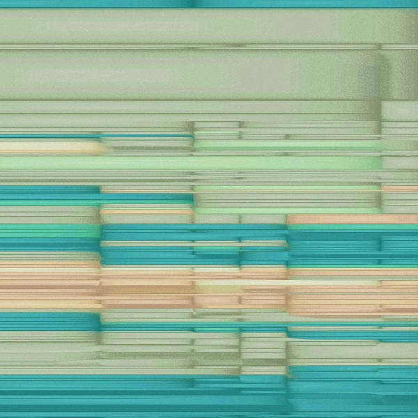 Digital Art - Stacked Sheets by David Hansen