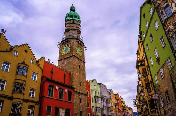 Photograph - Stadtturm by Borja Robles