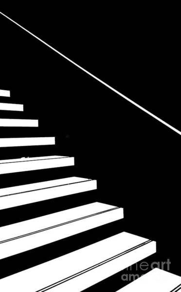 Wall Art - Photograph - Staircase by David Boudreau