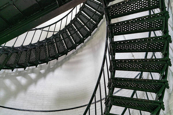 Photograph - Stairs 3 by Joye Ardyn Durham