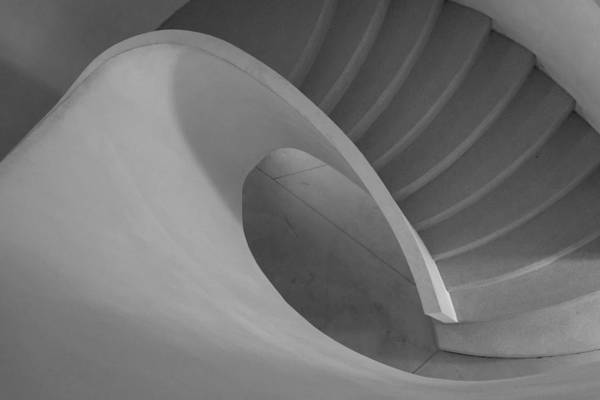 Photograph - Stairs by Martin Vorel