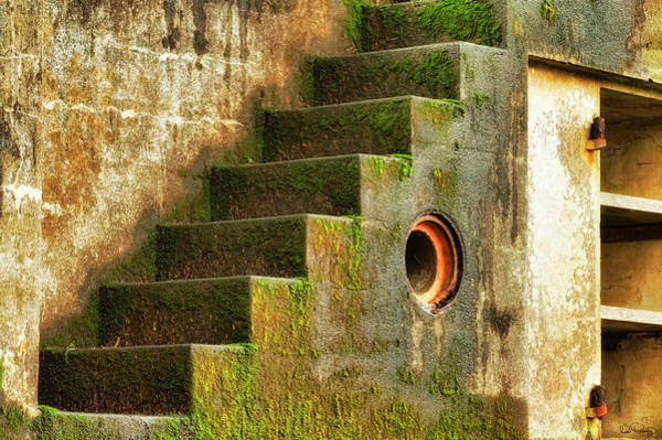 Photograph - Stairway Abstract by Dee Browning