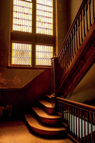 Photograph - Stairway To Heaven by Kristia Adams