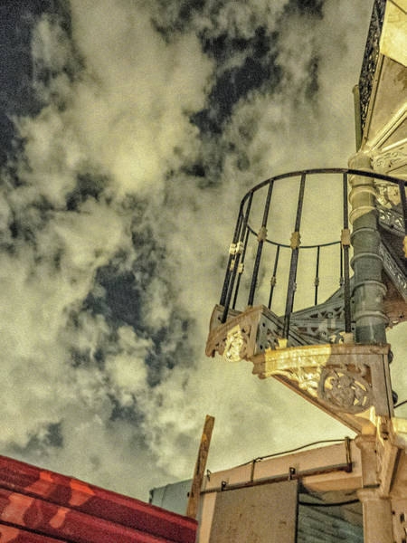 Photograph - Stairway To The Sky by Robin Zygelman
